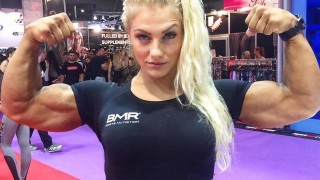 IFBB Pro Sandra Jokic – Female Fitness Athlete