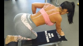 Michelle Lewin – 4 Basic Back Exercises