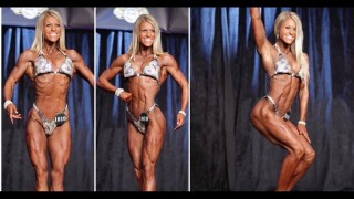 Victoria D'Ariano – IFBB North American Championships 2016