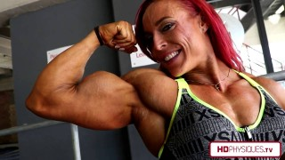 Katie Lee – Biceps Peak Power