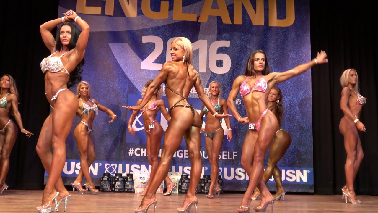 NABBA England 2016 – Miss Toned Figure