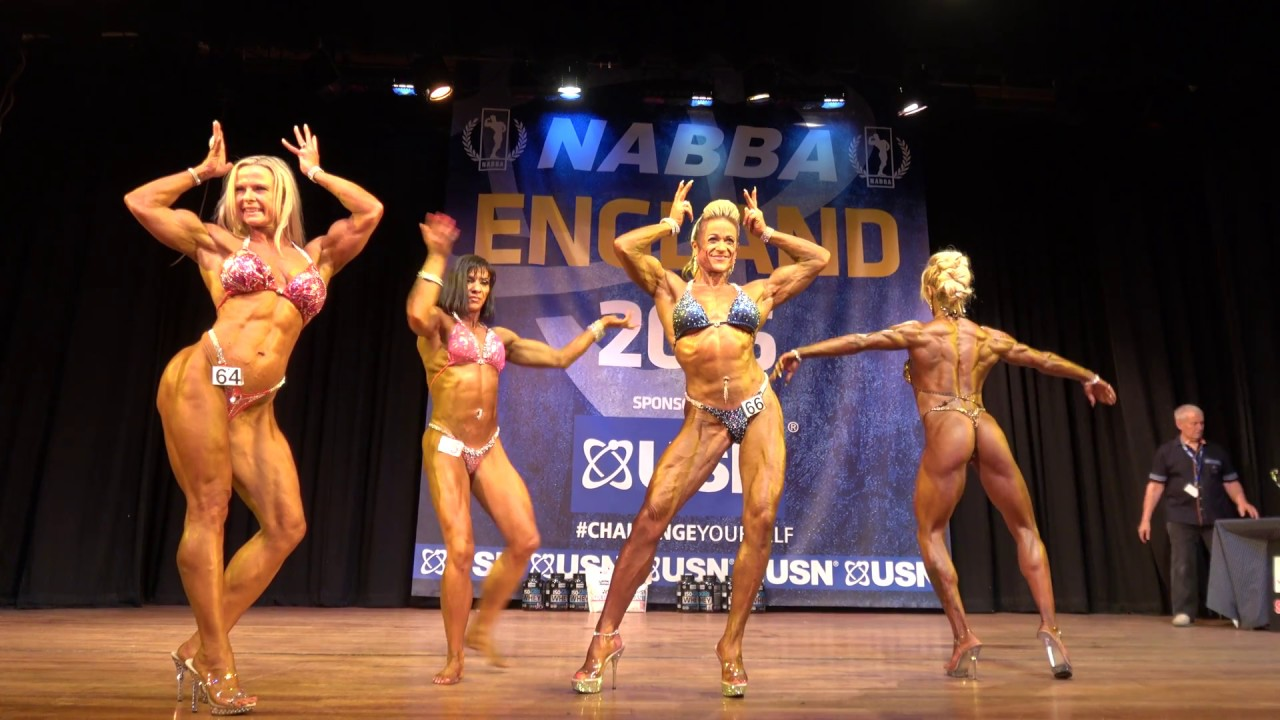 NABBA England 2016 – Miss Trained Figure