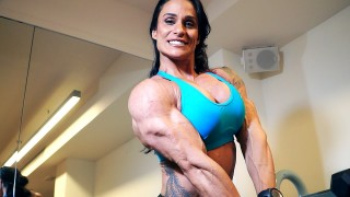 Cris Goy Arellano – Workout & Posing
