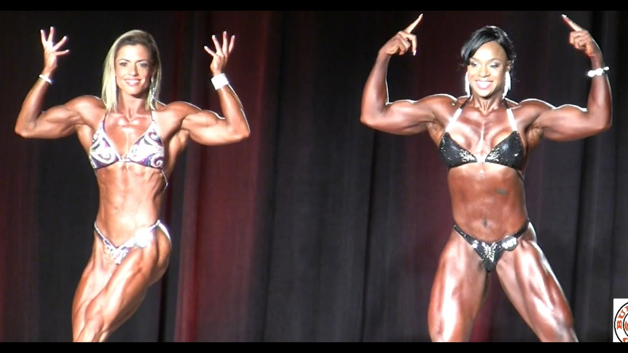 NABBA USN Britain Finals 2017 – Miss Trained Figure