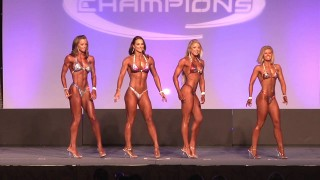 NPC Night Of Champions 2016 – Women's Figure Overall