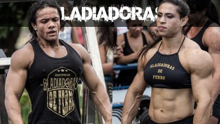 Female Muscle Gladiators