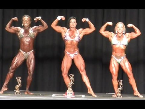 NPC Nationals 2016 – Women's Bodybuilding Heavyweight