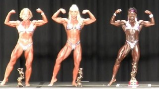 NPC Nationals 2016 – Women's Bodybuilding Lightweight