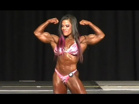 NPC Nationals 2016 – Women's Bodybuilding Light Heavyweight