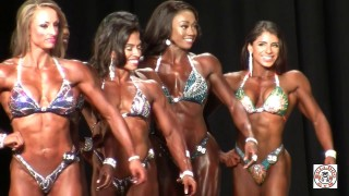 NPC Nationals 2016 – Women's Figure Overall