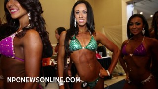 NPC Eastern USA 2016 – Backstage Women, Bikini, Figure, Physique