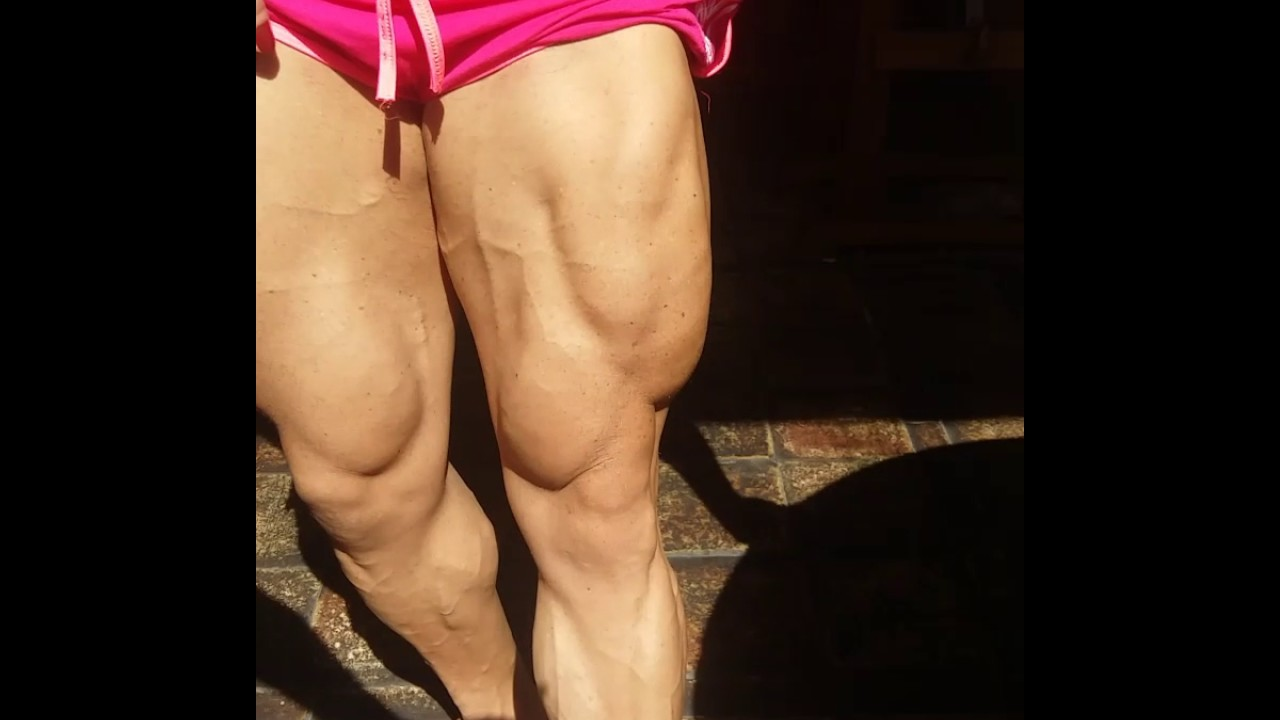 Stacia Woods – Strong Legs