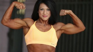 Candace Marconi – Muscular Figure Competitor