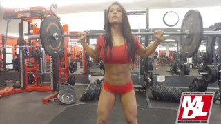 Marcia Goncalves Workout