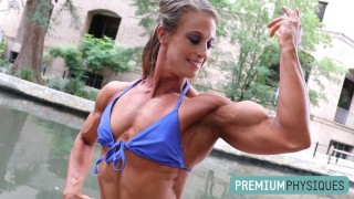 Allison Schmohl – Huge Biceps