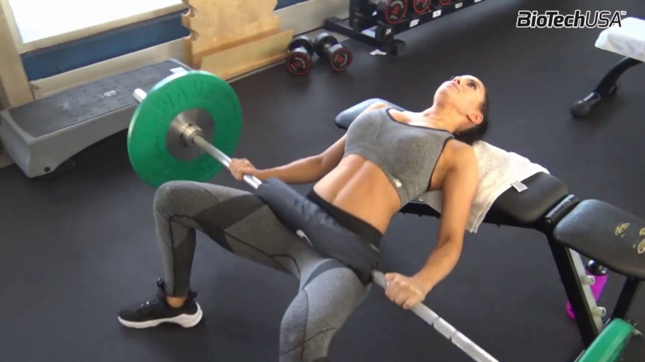 Stephanie Davis – Legs & Glutes Workout