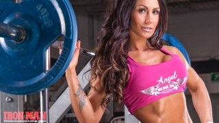 Anne-Cathrine Westby – Fitness Beauty