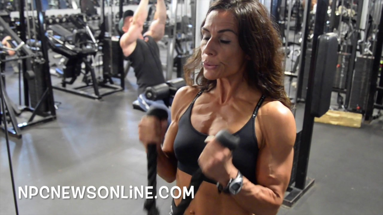 Joy Dematas – Biceps Workout