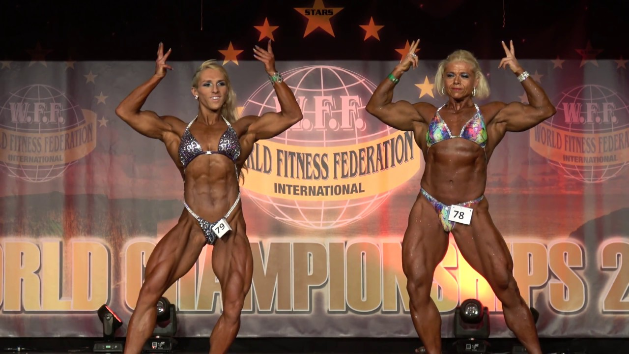 NPC Nationals 2016 – Women's Bodybuilding Backstage