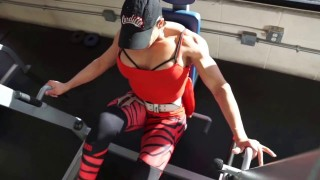 Heather Grace – Legs Workout