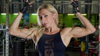 Elena Yunina Workout