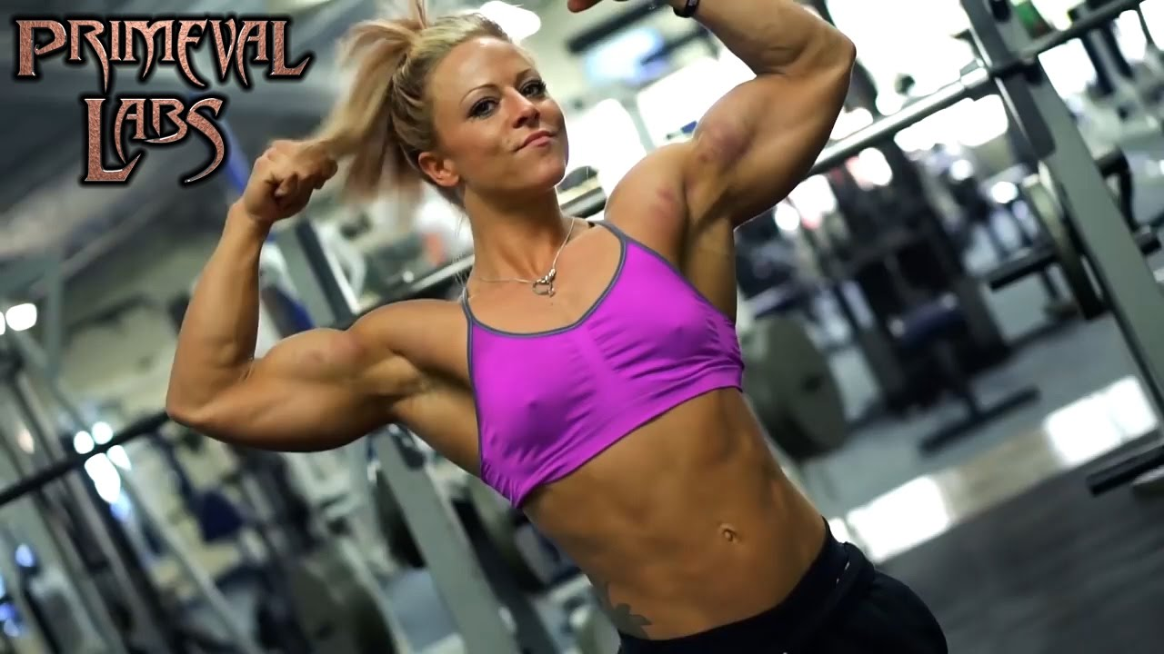 Danielle Reardon – Chest Workout 2017