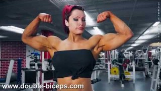 Natalya Kovalyova – Workout Session