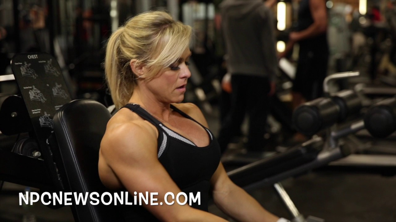 Gennifer Strobo – Chest Workout