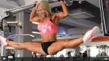 Melinda Szabo – Gym Photoshooting