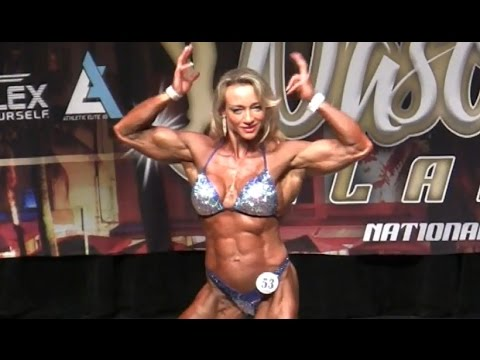IFBB New York Pro 2017 – Women's Physique Backstage