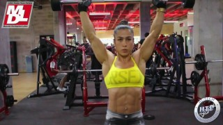 Lina Maria Varela Workout