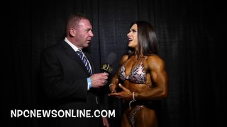 Oksana Grishina – Arnold Fitness International 2017 Winner