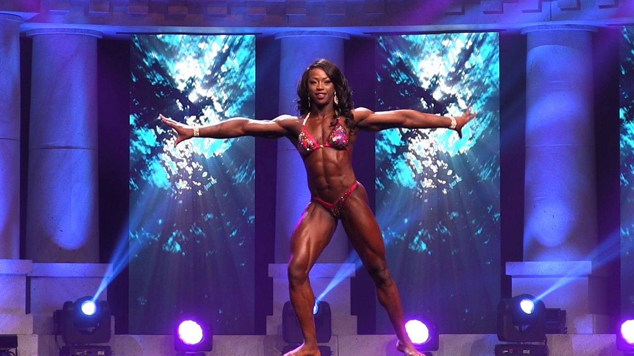 Sheronica Henton – Arnold Classic 2017