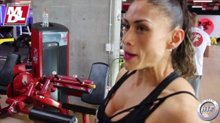 Gabriella Badillo Workout