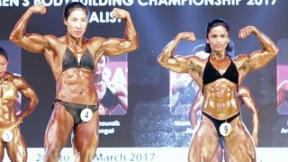 Wangkhem Jamuna & Leela Phad – Ms. India 2017 Comparison