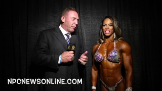 Daniley Castilho – Arnold Women's Physique 2017 Winner