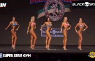 NABBA Universe 2018 – Figure Pro Division Comparisons