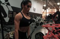 Cindy Villalobos Workout