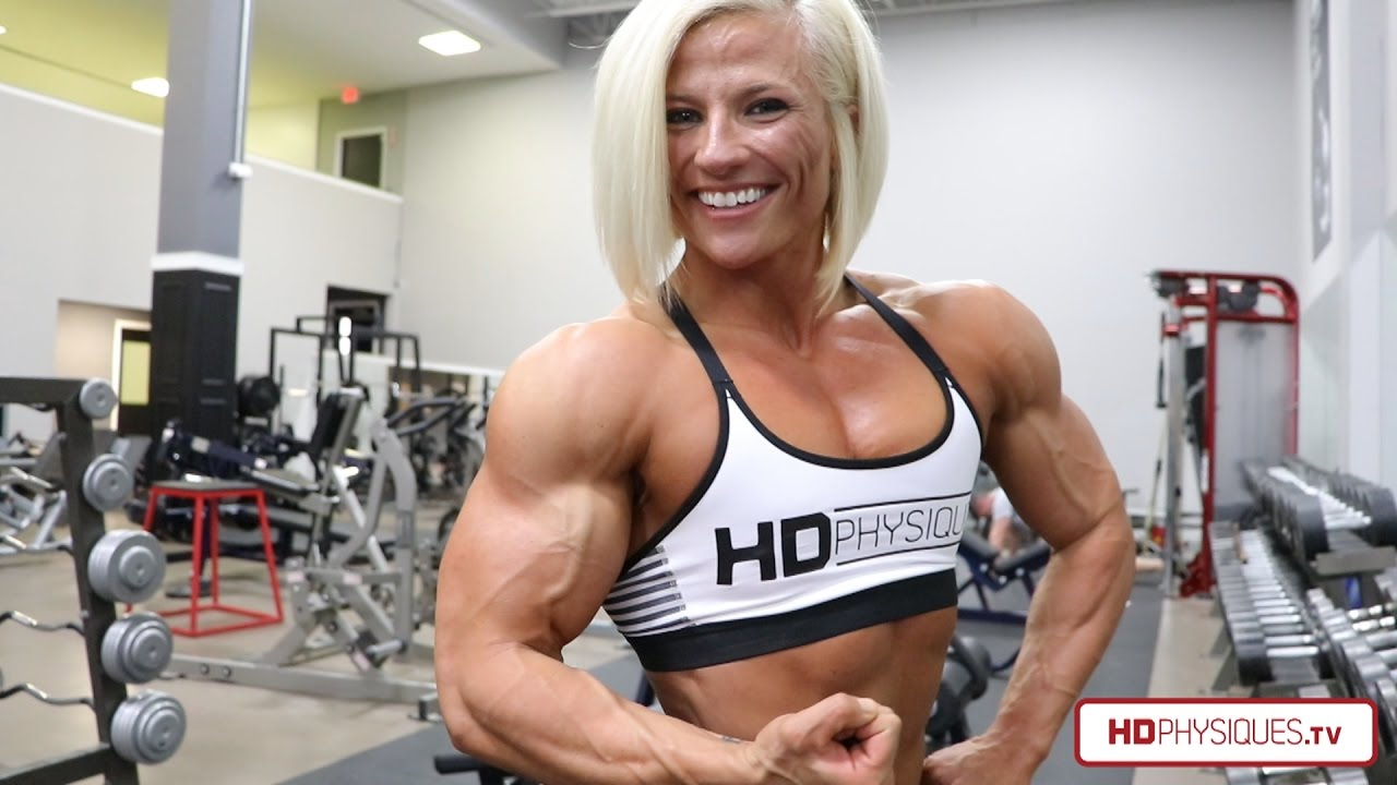 Brooke Walker – Powerful Female Muscle
