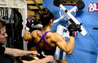 Sandra Grajales – Back & Shoulders Workout
