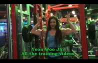 Yeon Woo Jhi Flexing