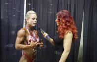 Eleonora Dobrinina – Toronto Pro Supershow 2017 Physique Winner