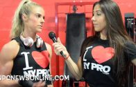 Catching Up With Camille Leblanc-Bazinet