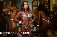 IFBB Pittsburgh Pro 2017 – Figure Backstage