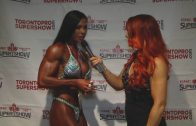Natalia Soltero – IFBB New York Pro 2017 Figure Winner