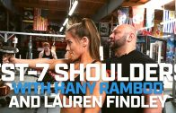 Lauren Findley – Shoulders Workout