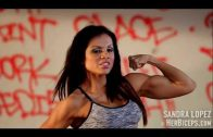 Stacey Norris – Biceps Flexing