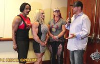 Aleesha Young – Huge Muscles