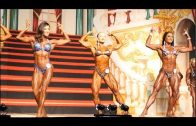 Dallas Europa Games 2017 – Pro Women's Physique