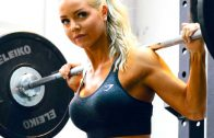 Johanna Oline Modin – Total Body Workout